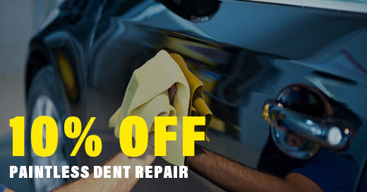 10% off Paintless Dent Repair | Grieco Collision Center Rhode Island