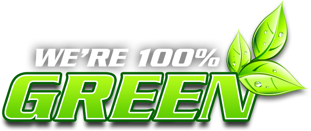 We're 100% Green | Grieco Collision Center Johnston, RI