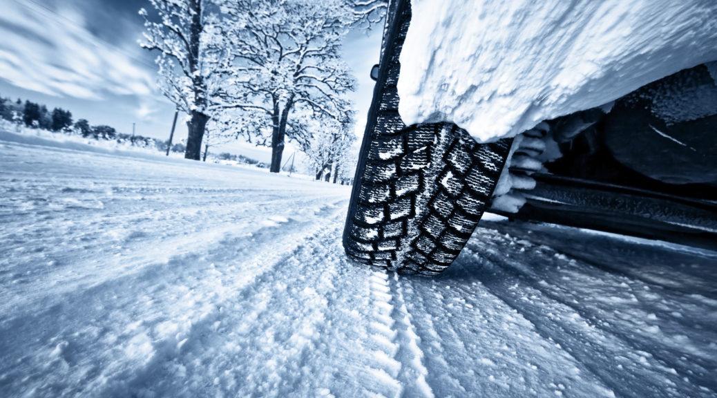 Winter Driving | Grieco Collision Center Rhode Island