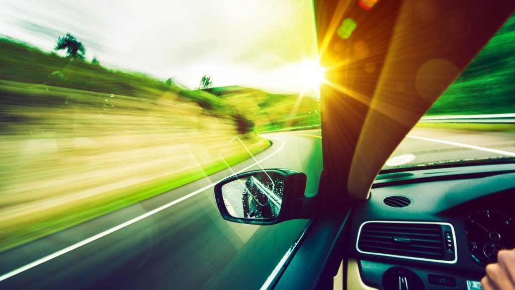 Driving with Grieco Collision Center Rhode Island