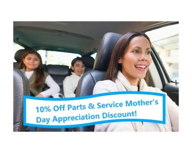 Mother's Day Discount | Grieco Collision Center Rhode Island